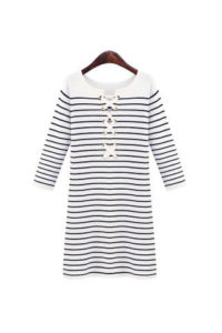 Stella Stripe Dress