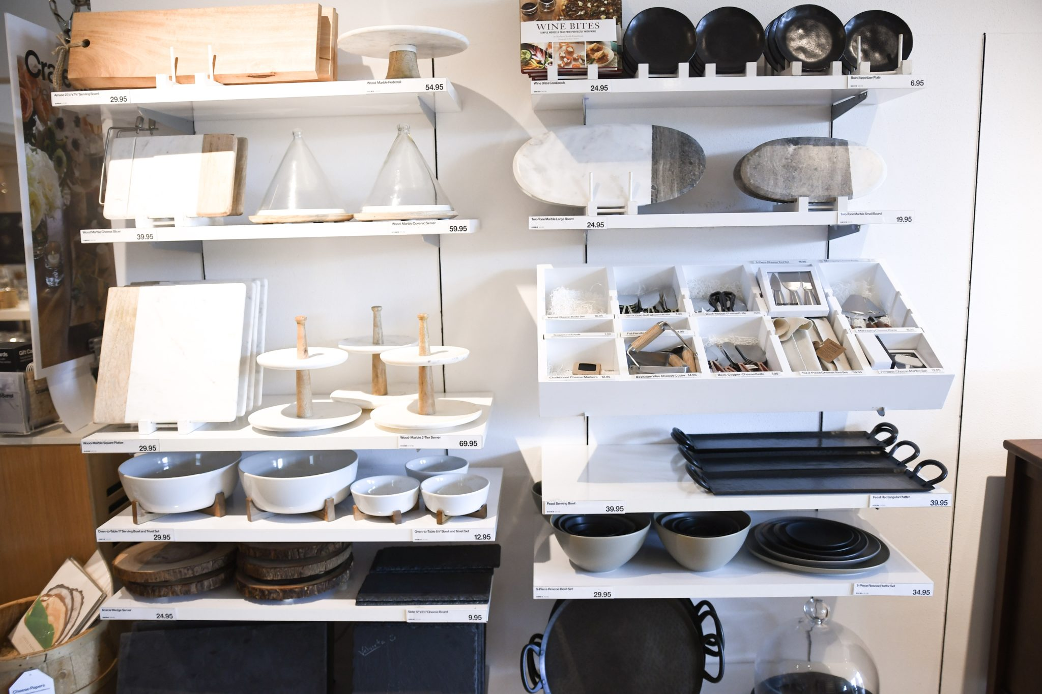 Creating Our Wedding Registry With Crate Barrel Made Easy With The