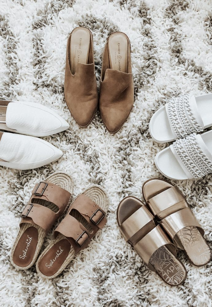 Slide into fall with this new shoe trend!